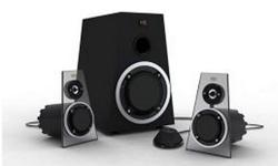 Hi all, I am selling away my Altec Lansing MX6021 2.1