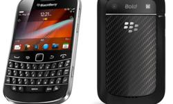 BlackBerry BB 9900 Bold Black Used for 2 weeks only and