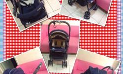 Combi urban stroller. Bought $459,selling $180 (Nego)