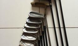 Complete Golf Set For Sale! Use less than 10 times