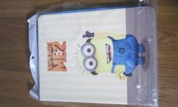 -Ipad 2 Cover with DISCPICABLE ME 2 MINION MINIONS (