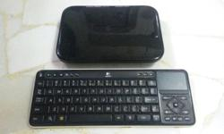 WTS Logitech Revue Internet Streaming Smart Tv Box with