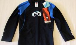 New TYR swim top for junior. Size : XL (long sleeve)
