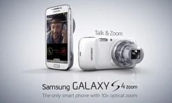 WTS Samsung S4 Zoom camera phone with LTE White Local