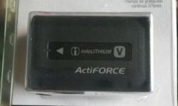 I have this genuine NP-FV70 Sony battery for sale at