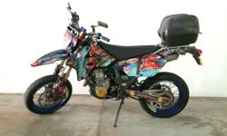 Hi All, I have a well taken care drz sm for sale.