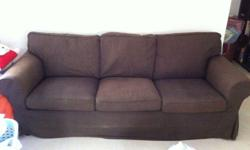 WTS USED 3 seater EKTORP sofa from IKEA for $180 nego