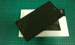 Wts good condition Xperia Z ultra, just the speaker
