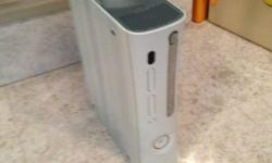 X Box 360 with one controller Games package included.