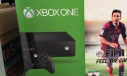 Full set of XBox One FIFA bundle Brand new in box
