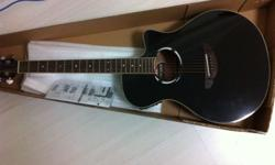 Yamaha APX500II Thinline Cutaway Acoustic-Electric