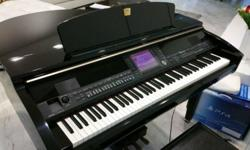 Selling our Yamaha Clavinova CVP-409GP Digital Grand