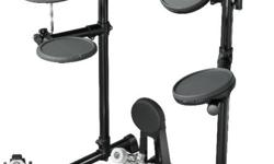 Yamaha DTX450K Electronic Drum Set Specs: