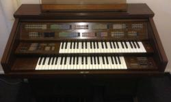 YAMAHA ELECTONE FS-30, in good condition. Upper and