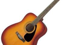YAMAH F310P TBS ACOUSTIC GUITAR IN GOOD GLOSSY