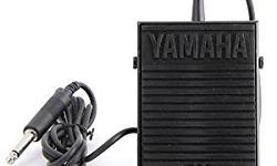 Yamaha FC5 Foot Switch Style Sustain Pedal specs: