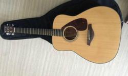 Yamaha FG700MS acoustic guitar for sale (Brand New).
