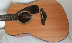 Yamaha FG700S acoustic Guitar for sale Bought new from
