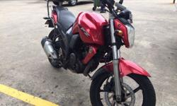 Yamaha FZ16. Excellent condition. Purchased from 1st