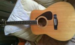 Yamaha Guitar seldom use, still good condition.