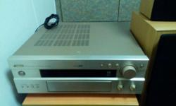 For sale used 'Yamaha Natural Sound AV Receiver