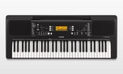 Yamaha PSR-E363 Portable Keyboard + optional