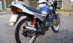 Model Name: Yamaha RXZ On the road price without