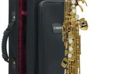 Mint condition saxophone (Almost new). Very well