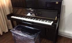 Welcome to test this beautiful Yamaha U-1 piano. Only
