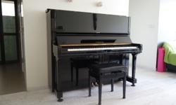 For sale: Yamaha U3 professional upright piano. Serial