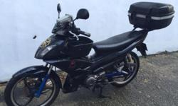 Old uncle owner Yamaha X1 Fast deal COE expiry end Jan
