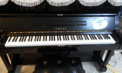 Yamaho Piano UX Upright for sale in excellent condition