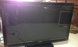 "view more photos in my website 1. a PANSONIC 46 "" TV,"
