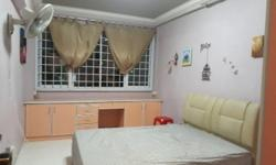 Address - 302 yishun central Fully furnished:
