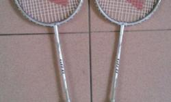 TWO used Yonex GR-B (see Pics) for sale, each one = $8