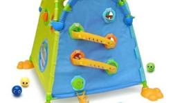 Yookidoo Discovery Playhouse, condition: 9/10 $70 Self