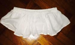 worn once bought zara ion s-m can fit cotton materials