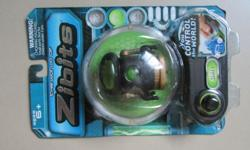 Zibits - Radio Control Robot (Bash) New and sealed