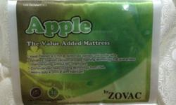 Apple by Zovac (US) spring mattress (8 inches),